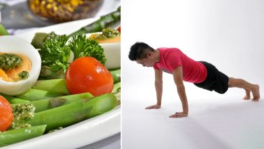 International Men's Day 2020: Here Are 5 Simple Exercises & Basic Diet Plan Every Man Should Follow For Healthy Living