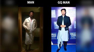 Babil Khan Shares a Hialrious Meme Made By Irrfan Khan