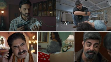 A Simple Murder Trailer: Mohammed Zeeshan Ayyub, Sushant Singh And Amit Sial Promise A Hilarious Ride In This Dark Thriller (Watch Video)