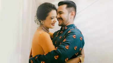 Aditya Narayan and Shweta Agarwal's Pre-Wedding Festivities Begin