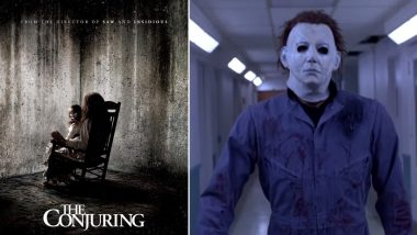 From The Conjuring to Halloween, 5 Scariest Hollywood Movie Franchises to Binge-Watch on Friday the 13th (LatestLY Exclusive)