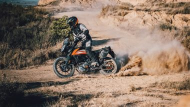 KTM 250 Adventure Motorcycle Launched in India; Check Prices & Specifications
