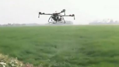 Pakistan Quad Copter Spotted Crossing International Border, Flies Back After BSF Firing