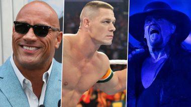 The Undertaker Bids Farewell at WWE Survivor Series 2020; Dwayne Johnson, John Cena & Other Wrestlers Pay Tribute to The Deadman