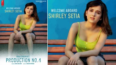 #NS22: Shirley Setia To Make Her Tollywood Debut Opposite Naga Shaurya!