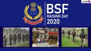 BSF Raising Day 2020: Here Are Quotes, HD Images and Messages on 56th Foundation Day of The Border Security Force