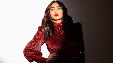 Mrunal Thakur Names the Filmmaker That Envision Women Characters with Equal Footing