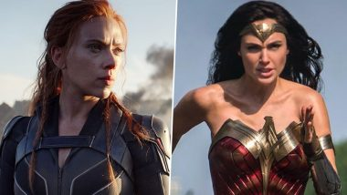 After Wonder Woman 1984's Select Release on HBO Max, Marvel Fans Wonder if Black Widow Will Also Follow Suit and Come Out on Disney+