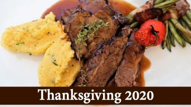 Thanksgiving 2020 Dishes For Turkey-Haters: From Crown Roasts to Beef Wellington, Here Are 7 Alternatives to Turkey (Watch Videos)