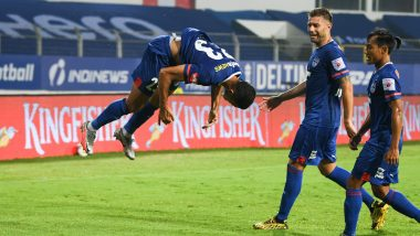 How to Watch Bengaluru FC vs Odisha FC Indian Super League 2020–21 Live Streaming Online in IST? Get Free Live Telecast and Score Updates ISL Football Match on TV in India