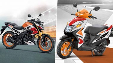 Honda Hornet 2.0 & Dio Repsol Limited Editions Launched in India; Check Prices, Features & Specifications