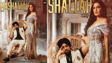 Isabelle Kaif Is Very Professional, Says Punjabi Singer Deep Money Who Worked with Katrina Kaif's Sister in Punjabi Song Mashallah