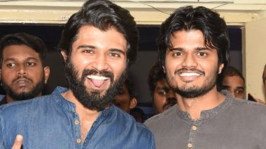 Middle Class Melodies Star Anand Deverakonda Respond to Being Compared with Brother Vijay Deverakonda, Says 'He Is Now in the Big League'