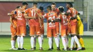 How to Watch FC Goa vs NorthEast United FC, Indian Super League 2020–21 Live Streaming Online in IST? Get Free Live Telecast and Score Updates ISL Football Match on TV in India
