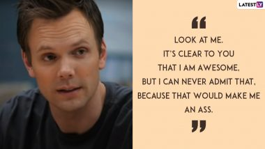 Joel McHale Birthday Special: 11 Quotes of Community's Jeff Winger That Make for Great Catchphrases in This Nihilistic World (LatestLY Exclusive)