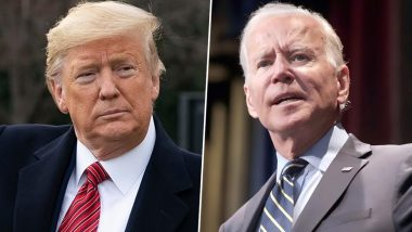 Joe Biden Declares 'Election Is Over' as Presidential Transition Begins, Donald Trump Says 'GSA Does Not Decide Who The Next President Will Be'
