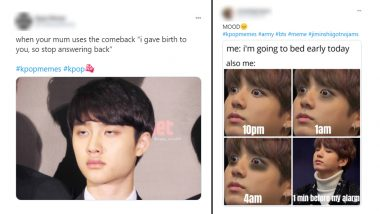 K-Pop Funny Memes and Jokes: Whether You Are ARMY or BLINKs, These Reactions Are Hilarious AF & Will Bring Happy Tears in Your Eyes!