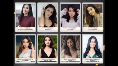 Femina Miss India 2020 State Winners List: Top 31 Contestants From Across the Country Announced, Beauty Queens Are Ready to Slay the Ramp to Win the Prestigious Title