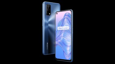 Realme 7 5G Smartphone With 48MP Quad Rear Camera Setup Launched in Europe