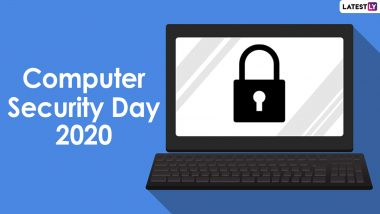 Computer Security Day 2020: Tips to Protect Your Computer and Laptops from Virus Attacks