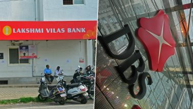 Lakshmi Vilas Bank Customers Can Access All Services; No Change in Interest Rates as of Now, Says DBS Bank India