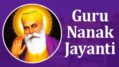 Gurpurab 2020 Wishes & Kartik Purnima Messages: Share Happy Guru Nanak Jayanti Greetings, WhatsApp Messages, HD Images, Quotes & GIFs to Share on Guru Nanak Dev Ji's 551st Parkash Utsav