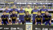 Boca Juniors Pay Touching Tribute to Diego Maradona With Late Footballer's Daughter Present in the Stands (Watch Video)