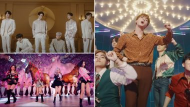 K-Pop Songs for New Year 2021 Playlist: BTS' 'Dynamite,' BLACKPINK's 'How You Like That,' GOT7 'Not by the Moon,' & More, 7 Korean Pop Songs to Set You in HNY Celebrations' Mood!