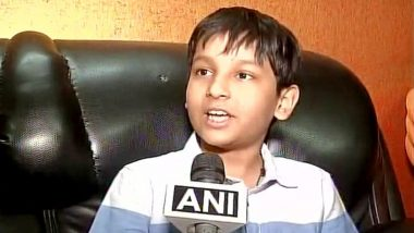 Agastya Jaiswal, a Hyderabad Boy, Becomes 'First Indian' to Complete Graduation at 14