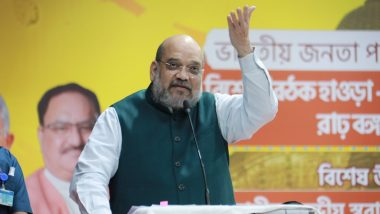 Amit Shah Says 'Municipal Corporation Under TRS, Congress an Impediment to Making Hyderabad IT Hub'