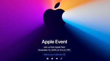 LIVE News Updates: New MacBook Air, Mac Mini & MacBook Pro Launched