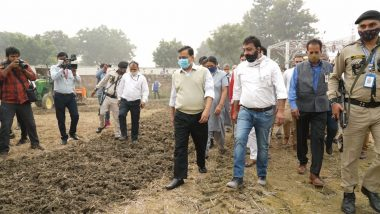 Delhi Govt Has Provided Cheap and Effective Alternative to Stubble Burning, Says CM Arvind Kejriwal