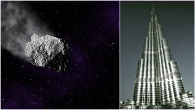 Asteroid Alert! Massive Space Rock 2000 WO107 Almost The Size of Burj Khalifa to Flyby The Earth This Weekend, Will it Bring Danger?