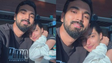 Athiya Shetty Gets a 'Mad Child' Birthday Wish from Rumoured Beau KL Rahul and It's All Cute!