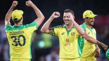 AUS vs IND, 1st ODI 2020 Match Result: Australia Outscore India by 66 Runs, Take 1-0 Lead in ODI Series