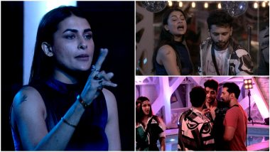 Bigg Boss 14 November 12 Episode: Aly Goni Becomes the Next Captain, Splashes Water on Nikki Tamboli When She Refuses To Wake Up - 4 Highlights of BB14