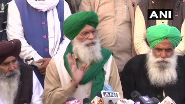 Farmers' Union Says Won't Allow Any Political Party, Whether Cong or AAP, to Share Stage of Protest