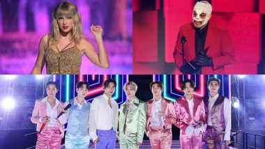 AMA 2020 Full Winners' List: BTS, Taylor Swift, The Weeknd, Dan + Shy Win Big at the Musical Night!
