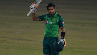 PAK vs ZIM 2020, 3rd ODI Match Result: Babar Azam's Ton in Vain as Zimbabwe Defeat Pakistan in Super Over