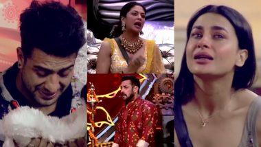 Bigg Boss 14 Weekend Ka Vaar November 14 Episode: Aly Goni, Pavitra Punia Get Emotional; Kavita Kaushik Complains About Eijaz Khan to Salman Khan - 5 Highlights of BB 14