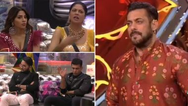 Bigg Boss 14 Promo: Kavita Kaushik Rants About Eijaz Khan to Salman Khan, Asks If He Deserves Punishment (Watch Video)