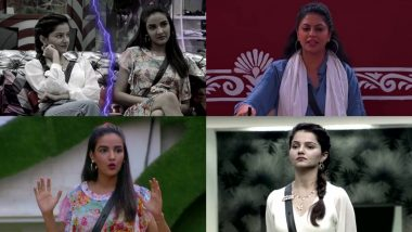 Bigg Boss 14 November 25 Episode: BFF Rubina Dilaik and Jasmin Bhasin Lock Horns; Sarpanch Kavita Kaushik Rules The Panchayat - 5 Highlights of BB 14