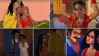 Bombay Rose Trailer: Gitanjali Rao's Animated Film Captures Essence of the Maximum City in Bollywood Style (Watch Video)