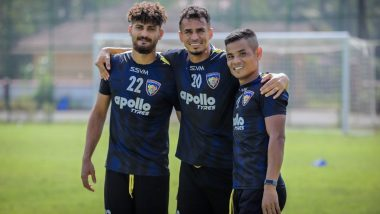 Chennaiyin FC vs ATK Mohun Bagan, ISL 2020–21 Live Streaming on Disney+Hotstar: Watch Free Telecast of CFC vs ATKMB in Indian Super League 7 on TV and Online