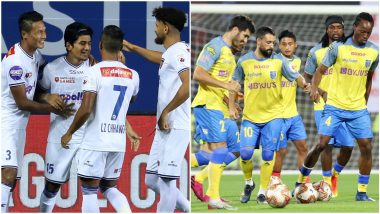 How to Watch Chennaiyin FC vs Kerala Blasters, Indian Super League 2020–21 Live Streaming Online in IST? Get Free Live Telecast and Score Updates ISL Football Match on TV in India