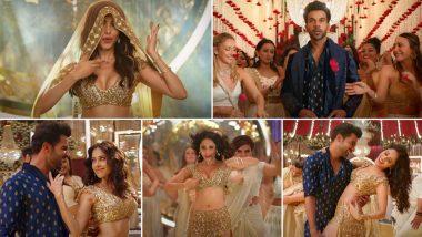 Chhalaang Song Deedar De: Nushrratt Bharuccha's Glam Avatar Leaves Rajkummar Rao Stunned in This Groovy Rendition (Watch Video)