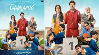Chhalaang Movie Review: Rajkummar Rao And Nushrat Bharucha's Film Opens To Mixed Reviews From Critics