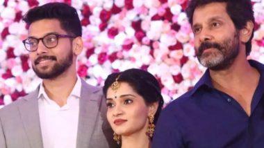 Chiyaan Vikram Becomes Grandpa As His Daughter Akshita and Hubby Manu Ranjith Welcome a Baby Girl!