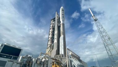 NASA, SpaceX Crew-2 Launch 4 Astronauts to the International Space Station