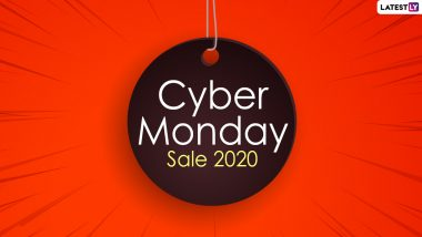 Cyber Monday Sale 2020: Deals on Smartphones, Headphones, Smartwatches, Laptops & More